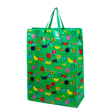 folding grocery bags reusable