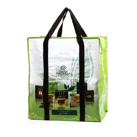 Personalized Reusable Grocery Bags