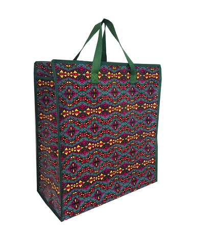 reusable grocery bags customized