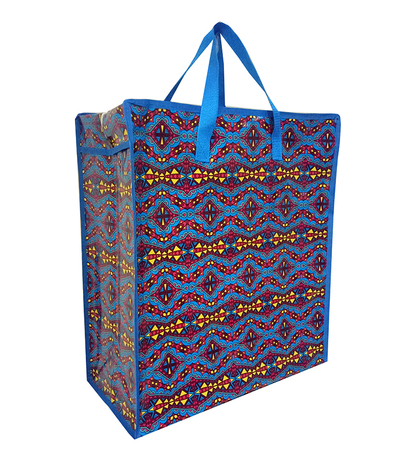 canvas grocery shopping bags