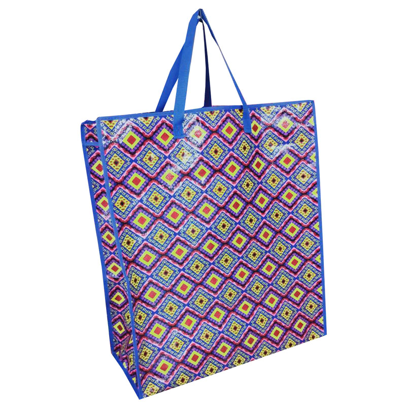 pp woven shopping bag products